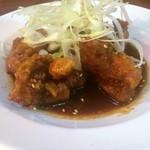 大島ラーメン - 酔鶏チキン