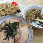 うれっ子 - チャーシューつけ麺
