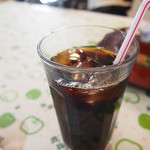 カフェ コンセルボ - アイスコーヒー