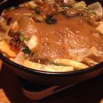 いっしん - 龍馬鍋(すきやき)