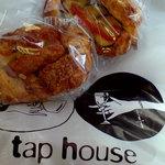 タップハウス - ズッキーニとソーセージ