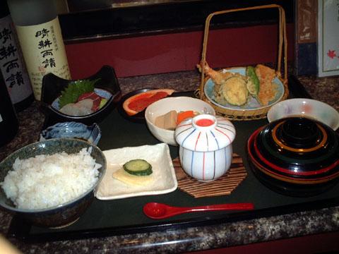 日本料理 清月
