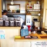 モデラートロースティングコーヒー - 店内3
