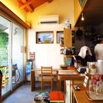 モデラートロースティングコーヒー - 店内2