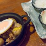 ふくの鳥 - 焼きポテトサラダ【2015年8月】