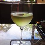 由布院別邸 樹 - グラスワイン