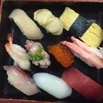 源氏寿司 - セット(680円)20食限定
