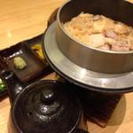 串鳥 - 釜めし炊きあがり!!