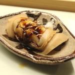蔵六鮨 三七味 - 煮蛤 (2014/12)