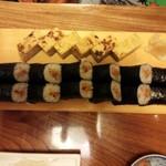 幸寿司 - 納豆巻き・卵焼き