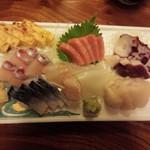 幸寿司 - 刺身の盛り合わせ(3人前)