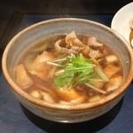 竹國 - 肉汁うどんつゆ