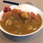 キッチン アオイ - 料理写真:カツカレー