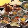 ラグーン - 料理写真:毎週 土日は'華麗なるカレーブッフェ'