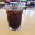 カフェサミー - アイスコーヒー