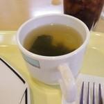 カフェサミー - スープ