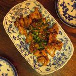 米久 - ホルモン焼
