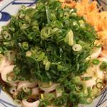 丸亀製麺 - ぶっかけうどん大 冷 390円税込