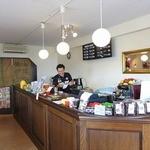 cafe anello - 内観