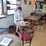 cafe anello - 店内