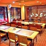 かまくら - テーブル席(20席)