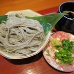 日本料理 紀伸 - ゴマ素麺