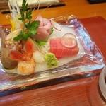 日本料理 紀伸 - お造り