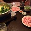 Beer dining マヤジカ - 料理写真:しゃぶしゃぶ