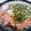 ミットナイト ウマイゾ - 料理写真:きつねうどん500円