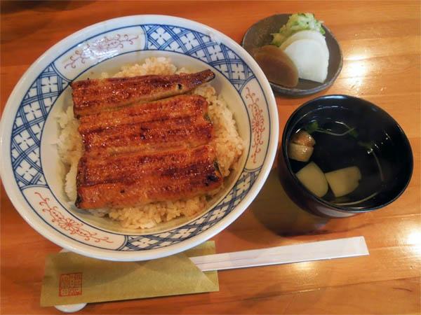 大和田 - 得々鰻丼