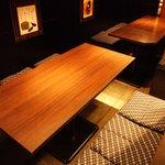 やどんげ - 8~12名様テーブル席
