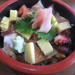 41321787 - 海鮮バラちらし丼
