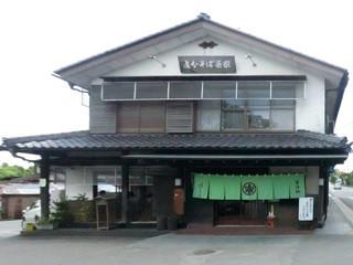 追分そば茶家 - 2012-06-24