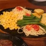 ぎんざスエヒロ - 副菜