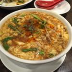 珉珉 - サンラータンスープ