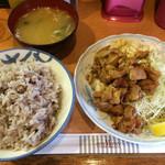 キッチンマム - チキン定食