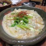 takigyouzakawazoe - 白焚き餃子