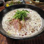takigyouzakawazoe - 鶏白湯そば