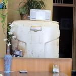 まつ本 - 60年使っている 三菱製冷蔵庫