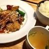 和幸亭 - 料理写真:鶏のフリット甘辛ソース。
