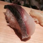 築地玉寿司 - 鯖