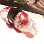 築地玉寿司 - しゃこ
