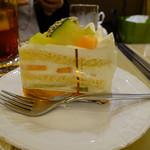 珈琲貴族 - メロンショート