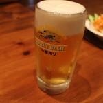 インド料理 ナンハウス - 生ビール
