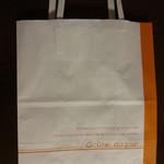 台湾カフェ Zen - ショップ袋