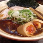41331701 - 黄金煮卵醤油ラーメン870円
