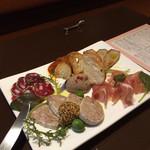 円山 カルネ - 肉前菜盛り合わせ