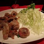 Kadufuku - コブクロ(塩味)(600円)
