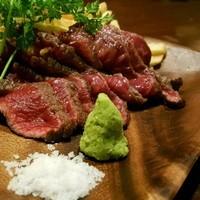 タチヒコ キッチン310 - 和牛たたき