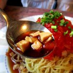 花キッチン - バルサミコ酢がベースの美味しいスープ!(2015,08/22)